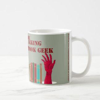 La taza del zombi 2 del friki del libro que camina
