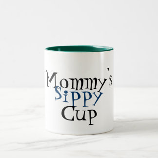 La taza divertida modificada para requisitos