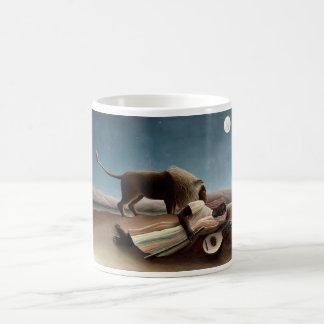 La taza gitana el dormir de Rousseau - elija el es