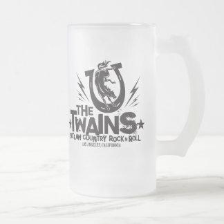 ¡La taza helada caballo loco de Twains!