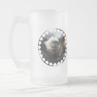 La taza helada Guenon del lobo