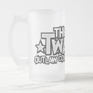 ¡La taza helada logotipo de Twains!
