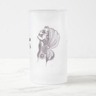 La taza helada zombi americano de los gitanos
