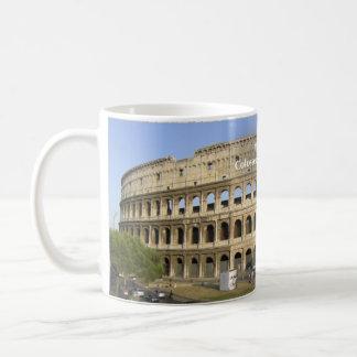 La taza histórica de Colosseum