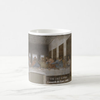 La taza histórica de la última cena