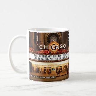 La taza histórica del teatro de Chicago