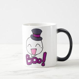 ¡La taza mágica del abucheo!