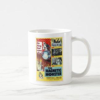 La taza magnética del monstruo