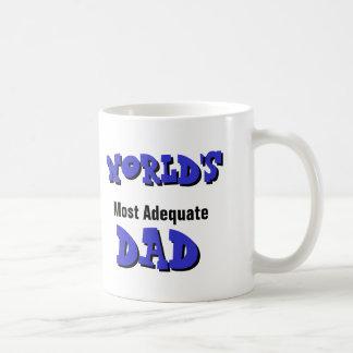 La taza más adecuada del papá del mundo