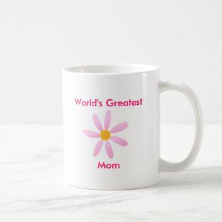 La taza más grande de la mamá del mundo