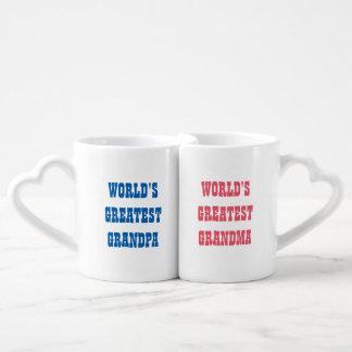La taza más grande de los abuelos de los mundos