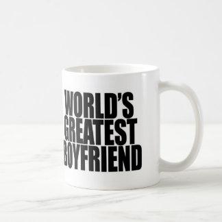 La taza más grande del novio de los mundos
