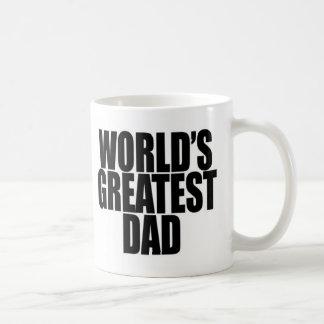 La taza más grande del papá del mundo