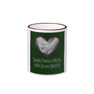 La taza más grande del regalo
