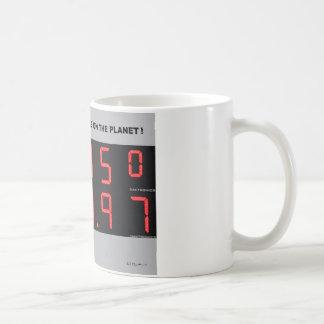 La taza más rápida