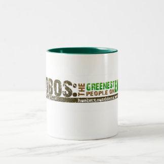 La taza más verde de la gente