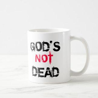 La taza no muerta de dios