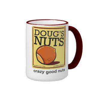 La taza Nuts de Doug