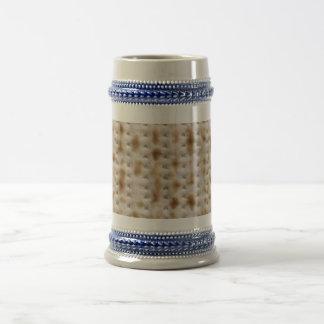 La taza o Stein de Elías del Matzo para Pesach