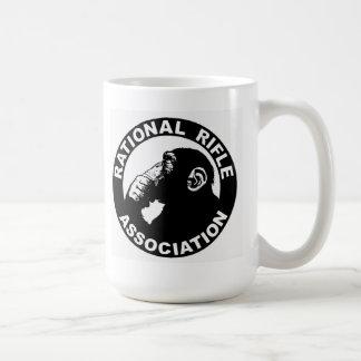 La taza oficial de la asociación racional del rifl
