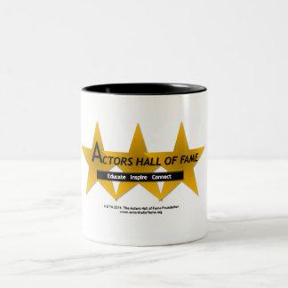 La taza oficial del salón de la fama de los