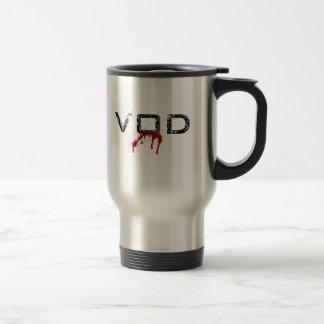 La taza oficial del viaje de VOD