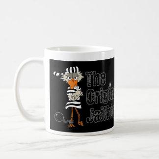 La taza original del Jailbird