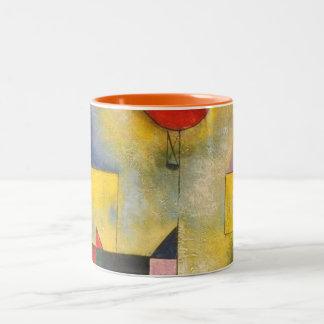 La taza Paul Klee del artista