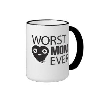 La taza peor de la MAMÁ nunca -