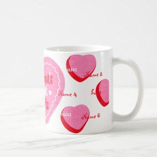 La taza personalizada amores de la abuela
