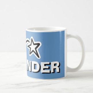 La taza personalizada de los muchachos con persona