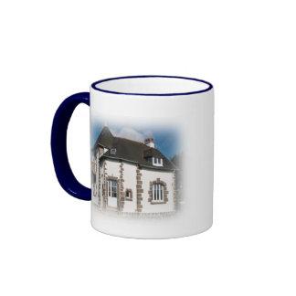 La taza personalizada mejor del hogar Este-Oeste