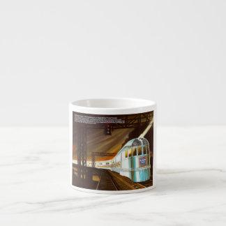 La taza pionera 1934 del café express del Zephyr Tazita Espresso