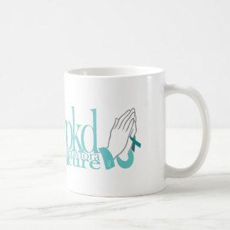 La taza PKD ruega para una curación