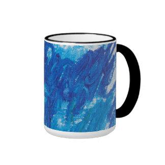 La taza preciosa de KO