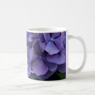 La taza púrpura