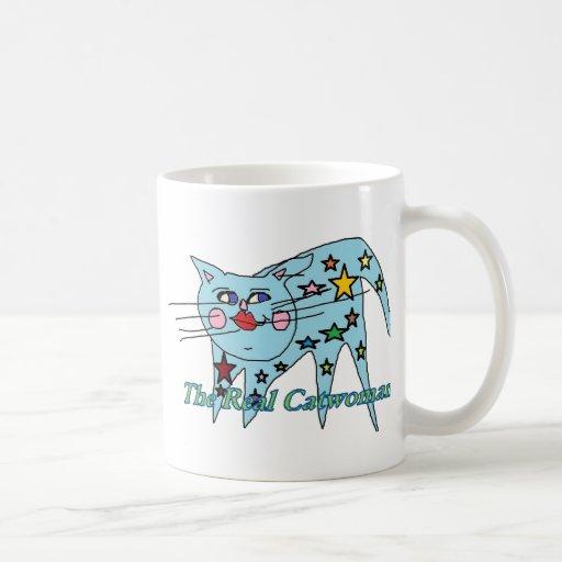 la taza real del catwoman