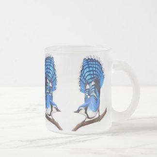 La taza salvaje de los arrendajos azules