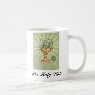 La taza santa de la col rizada