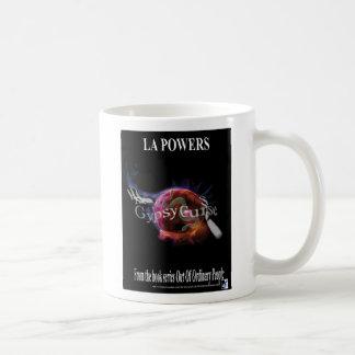 La taza simple gitana de la cubierta de libro de l