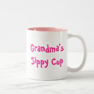 La taza sippy de la abuela