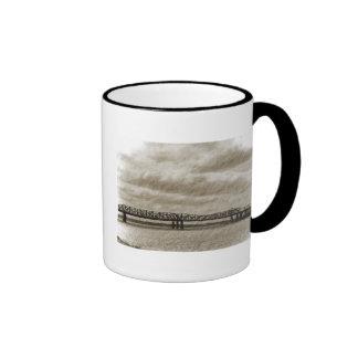 La taza vieja del puente de Memphis
