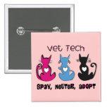 La tecnología del veterinario SPAY NEUTRAL ADOPTA  Pins