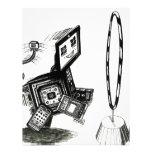 La tecnología es nuestro amigo plantillas de membrete