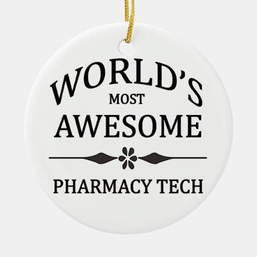 La tecnología más impresionante de la farmacia del adorno redondo de cerámica