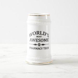 La tecnología más impresionante de la farmacia del jarra de cerveza