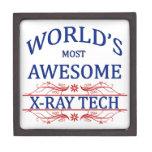 La tecnología más impresionante de la radiografía  caja de joyas de calidad