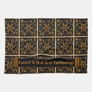 La tecnología NANA es futura Toalla De Mano