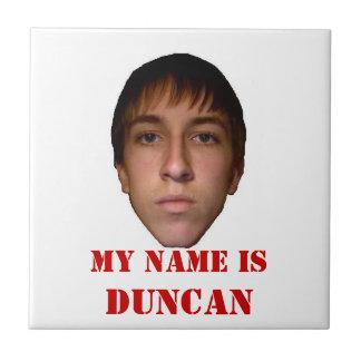 La teja 2010 mi nombre es Duncan