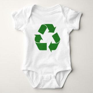 la tela escocesa recicla remeras